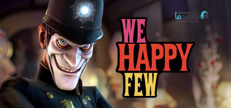 We Happy Few pc cover دانلود بازی We Happy Few برای PC
