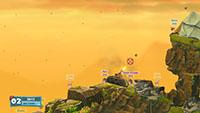 Worms W M D screenshots 03 small دانلود بازی Worms W.M.D برای PC