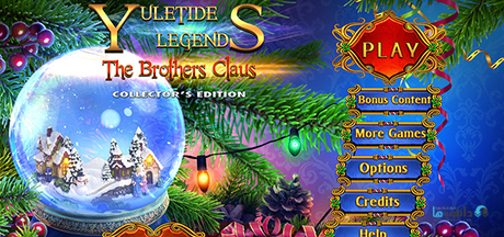 Yuletide Legends The Brothers Claus Collectors Edition-pc-cover