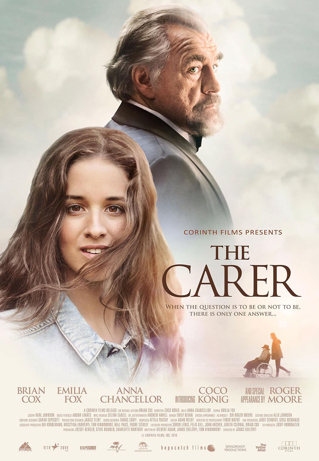 The Carer 2016 cover larg - دانلود فیلم پرستار The Carer 2016