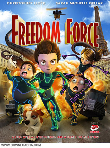 Freedom Force 2013 cover دانلود انیمیشن Freedom Force 2013