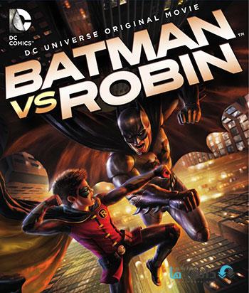 Batman vs. Robin 2015 cover small دانلود انیمیشن Batman vs. Robin 2015