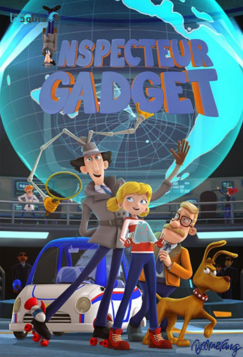 Inspector Gadget 2015 cover small دانلود فصل اول انیمیشن سریالی Inspector Gadget Season 1 2015