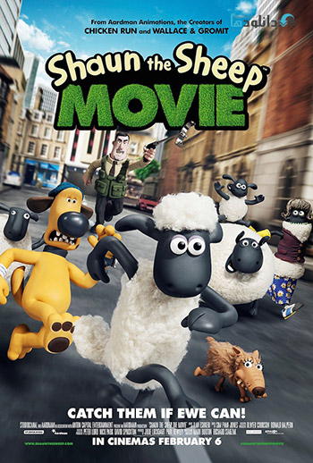 Shaun the Sheep Movie 2015 cover small دانلود انیمیشن Shaun the Sheep Movie 2015
