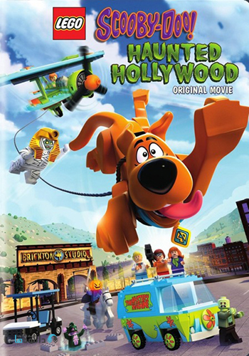 LEGO Scooby Doo Haunted Hollywood 2016 cover دانلود انیمیشن LEGO Scooby Doo Haunted Hollywood 2016