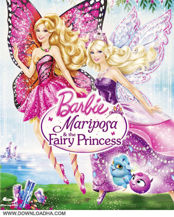 Barbie Mariposa and the Fairy Princess cover small دانلود انیمیشن Barbie Mariposa and the Fairy Princess 2013