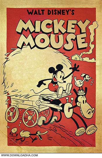 Mickey Mouse Season 2 cover دانلود فصل دوم انیمیشن میکی موس   Mickey Mouse 2014