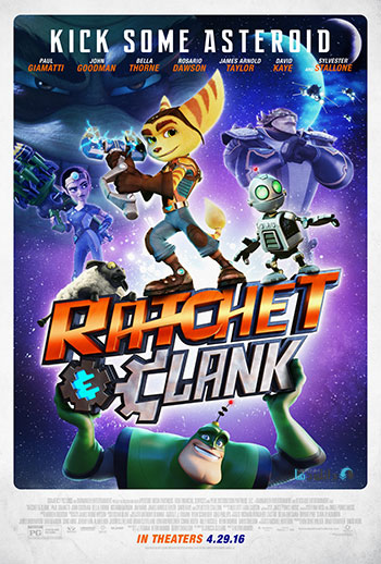 Ratchet and Clank 2016 cover small دانلود انیمیشن رچت و کلنک Ratchet and Clank 2016