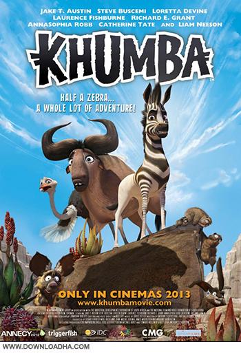 Khumba 2013 cover small دانلود انیمیشن Khumba 2013