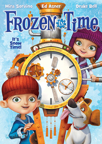 Frozen in Time 2014 cover small دانلود انیمیشن Frozen in Time 2014