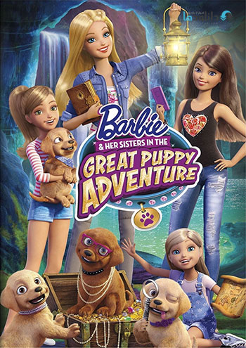 دانلود انیمیشن Barbie and Her Sisters in the Great Puppy Adventure 2015