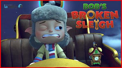 دانلود انیمیشن Bobs Broken Sleigh 2015