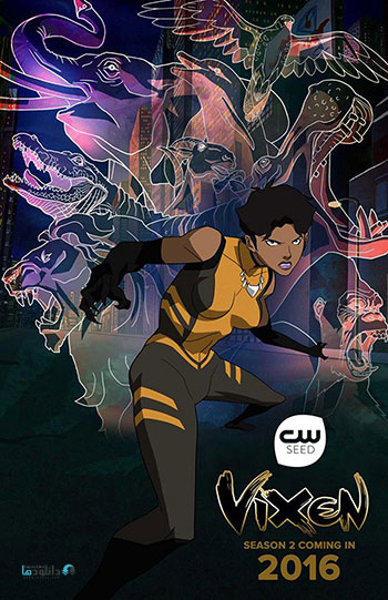 Vixen-2016-season-2-cover