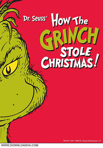How the Grinch Stole Christmas cover دانلود دوبله فارسی انیمیشن How the Grinch Stole Christmas 1966