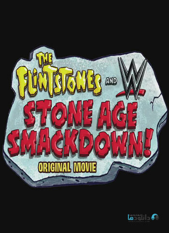 دانلود انیمیشن The Flintstones and WWE Stone Age Smackdown 2015