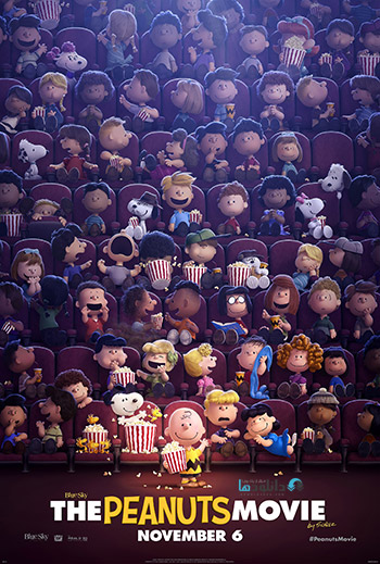 The Peanuts Movie 2015 cover small دانلود انیمیشن The Peanuts Movie 2015