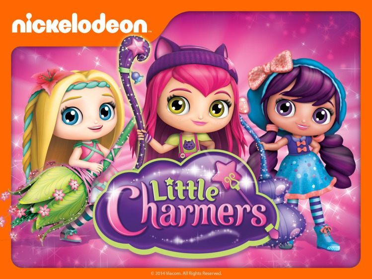 دانلود فصل اول انیمیشن افسونگرهای کوچک – Little Charmers Season 1 2015