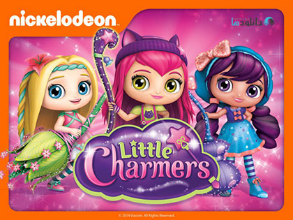 Little Charmers Season 1 cover small دانلود فصل اول انیمیشن افسونگرهای کوچک   Little Charmers Season 1 2015