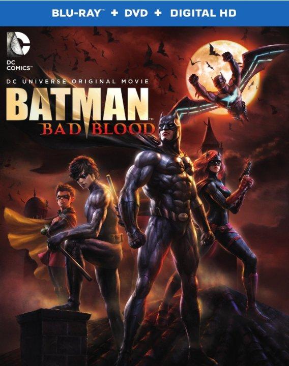دانلود فیلم batman bad blood , دانلود انیمیشن batman , دانلود batman bad blood