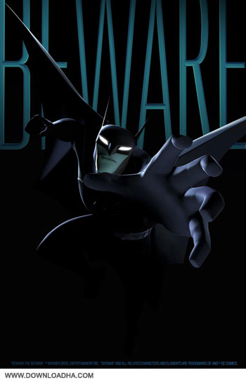 Beware the Batman cover دانلود فصل اول انیمیشن Beware the Batman 2013