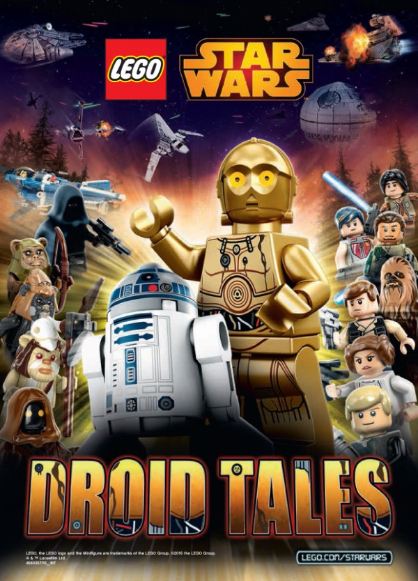 Star Wars Droid Tales season 1 2015 cover small دانلود فصل اول انیمیشن Star Wars Droid Tales 2015