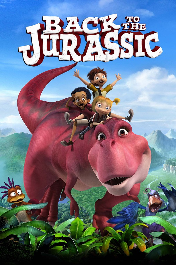 Back to the Jurassic 2015 cover small دانلود انیمیشن Back To The Jurassic 2015