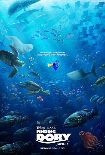 Finding Dory 2016 cover small دانلود انیمیشن در جستجوی دوری Finding Dory 2016