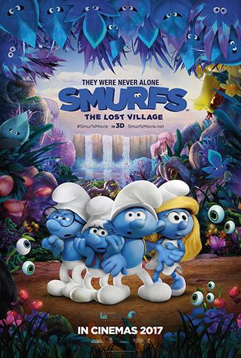 Smurfs-The-Lost-Village-2017-cover
