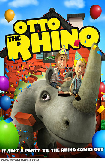 Otto the Rhino cover small دانلود انیمیشن Otto The Rhino 2013