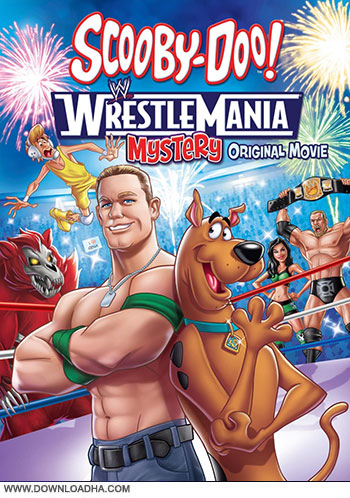 Scooby Doo 2014 cover small دانلود انیمیشن Scooby Doo WrestleMania Mystery 2014