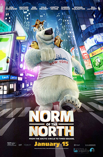 Norm of the North 2015 cover small دانلود انیمیشن Norm of the North 2016