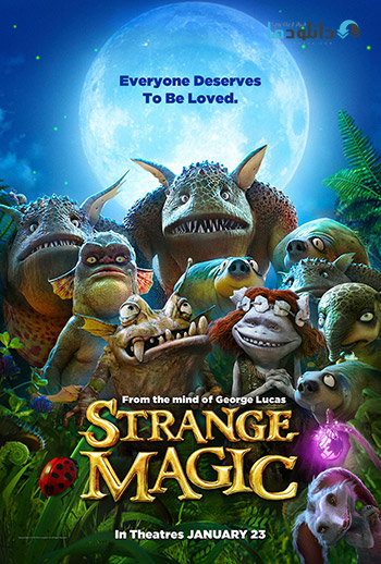 Strange Magic 2015 cover small دانلود انیمیشن Strange Magic 2015