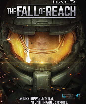 Halo the Fall of Reach 2015 cover small دانلود انیمیشن Halo The Fall of Reach 2015