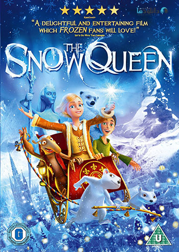 Snow Queen 2 2015 cover small دانلود انیمیشن The Snow Queen 2 2014