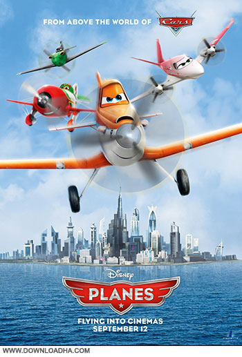 Planes 2013 cover small دانلود انیمیشن هواپیماها Planes 2013