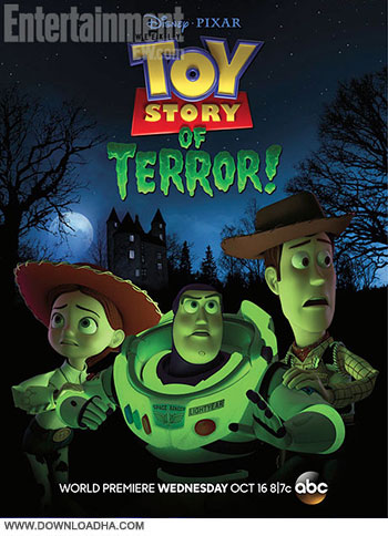 Toy Story of TERROR cover دانلود انیمیشن Toy Story of Terror 2013