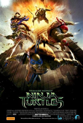 TMNT 2014 cover دانلود انیمیشن سینمایی لاک پشت های نینجا 2014   Teenage Mutant Ninja Turtles 2014