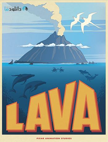 Lava 2014 cover small دانلود انیمیشن کوتاه Lava 2014