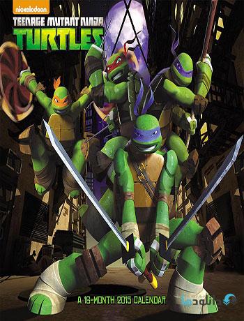 دانلود فصل چهارم انیمیشن لاک پشت های نینجا – Teenage Mutant Ninja Turtles Season 04 2015