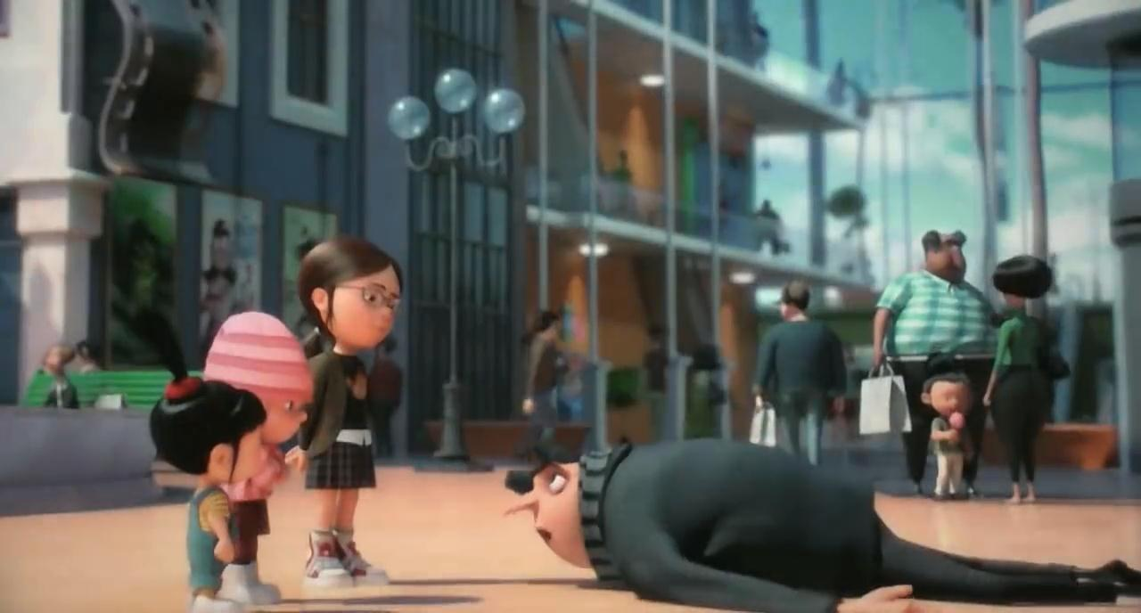 Mane Sharoor 2 screenshots 02 دانلود دوبله فارسی انیمیشن من شرور 2   Despicable Me 2 2013