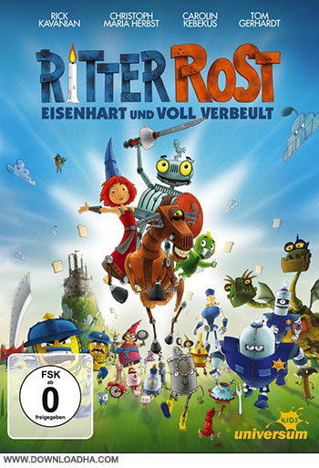 Ritter Rost 2013 cover small دانلود انیمیشن Ritter Rost 2013