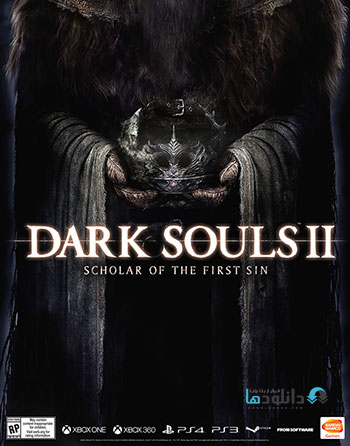 Dark Souls II Scholar of the First Sin pc cover small دانلود بازی Dark Souls II Scholar of the First Sin برای PC