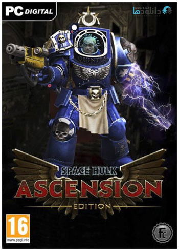 Space Hulk Ascension Dark Angels pc cover دانلود بازی Space Hulk Ascension Dark Angels برای PC