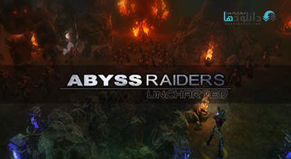 Abyss Raiders Uncharted pc cover دانلود بازی Abyss Raiders Uncharted برای PC