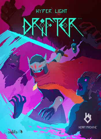 Hyper Light Drifter pc cover دانلود بازی Hyper Light Drifter برای PC