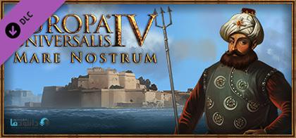 Europa Universalis IV Mare Nostrum pc cover دانلود بازی Europa Universalis IV Mare Nostrum برای PC