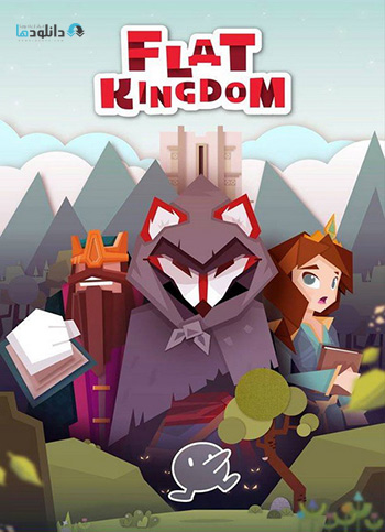 Flat Kingdom pc cover دانلود بازی Flat Kingdom برای PC