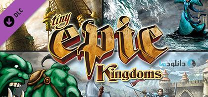 Tabletop Simulator Tiny Epic Kingdoms pc cover دانلود بازی Tabletop Simulator Tiny Epic Kingdoms برای PC
