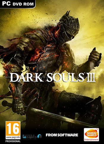 Dark Souls III pc cover دانلود بازی Dark Souls III برای PC