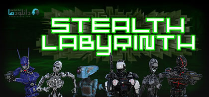 Stealth Labyrinth pc cover دانلود بازی Stealth Labyrinth برای PC